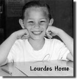 Click to return to Lourdes Home Page